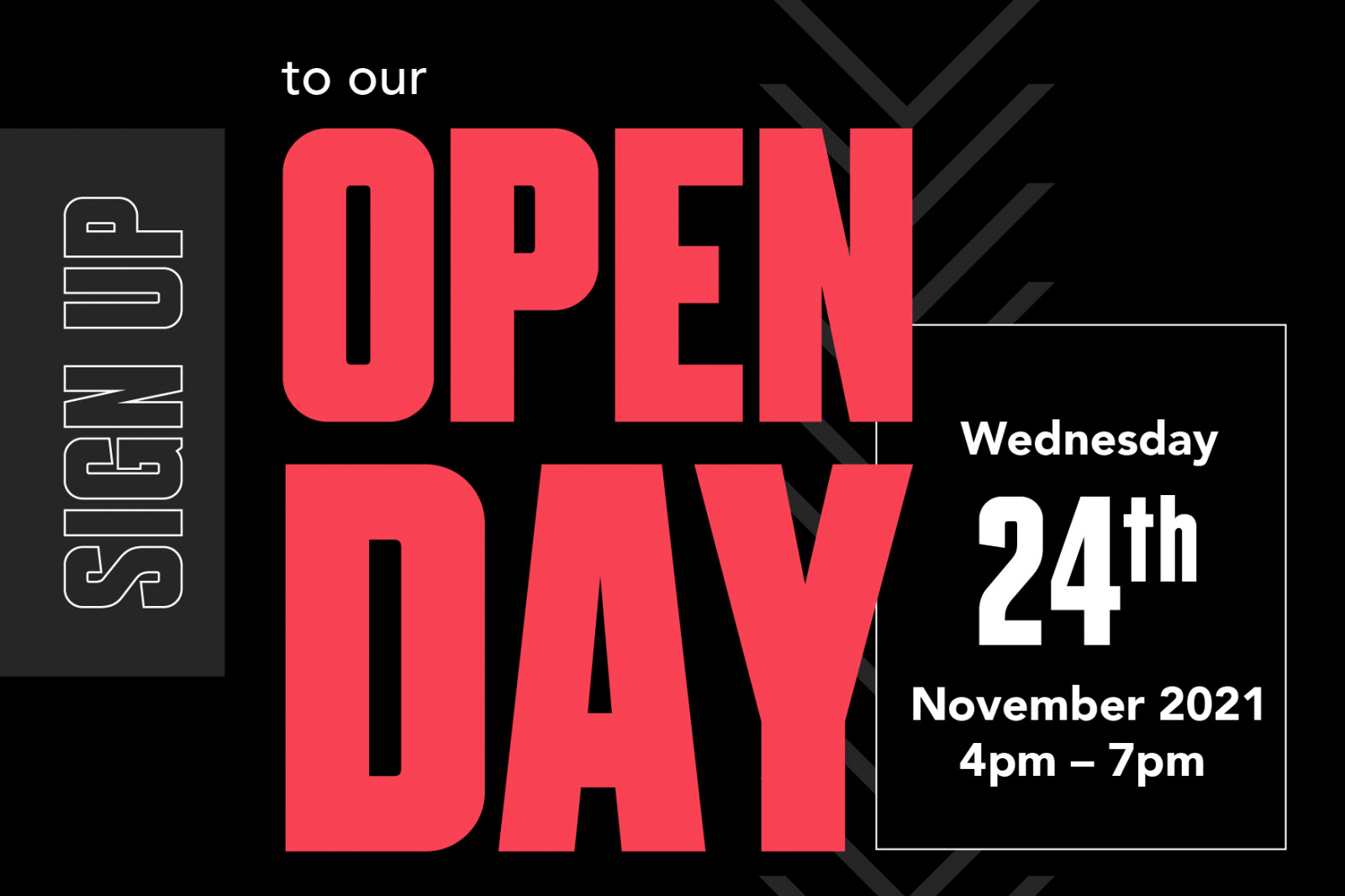 Hillsborough Campus - Open Day cover image